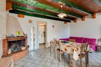 Einfaches Ferienhaus in Muro Leccese mit Balk...