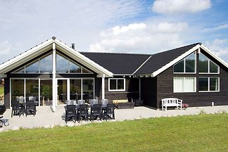 Vornehmes Ferienhaus in Syddals mit...