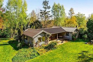 6 Personen Ferienhaus in Dronningmølle