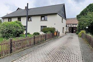 Appartement confortable en Thuringe, avec sal...
