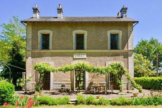 Rustikale Villa in Liglet Frankreich mit...