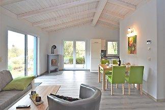Modernes Ferienhaus in Güntersberge in...