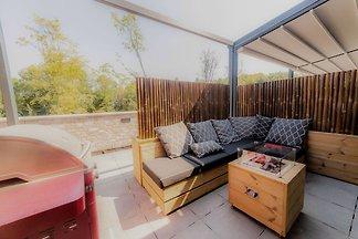 Komfortable moderne Wohnung, 4 km von Maastri...