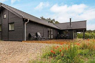 Geräumiges Ferienhaus in Jütland mit Sauna