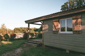 Gemütliches Chalet mit überdachter Terrasse a...