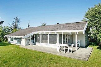 Gemütliches Ferienhaus in Bindslev mit Sauna