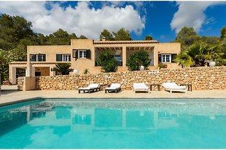 Freistehende Villa auf Ibiza mit herrlichem B...
