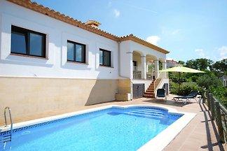 Luxuriöse Villa mit eigenem Pool in Calonge,...