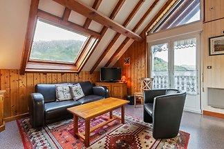Schöne Ferienwohnung in Skigebietsnähe in La...