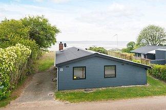 Wunderschönes Ferienhaus in Bjert mit Sauna