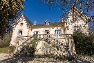 Prachtig landhuis in Savignac-Ledrier met...