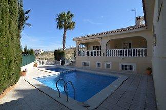 Gemütliche Villa in Rojales mit eigenem...