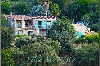 Apartment in der Villa Sorbo