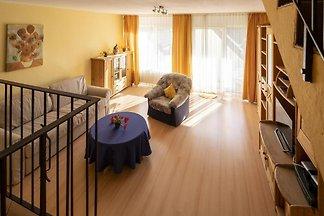 Helle 93m² FeWo mit 2 Schlafzimmern am...