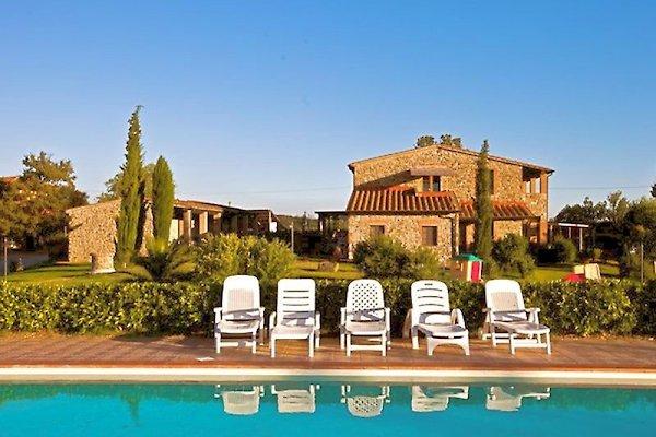 Maison de vacances Campetroso  à Suvereto - Image 1