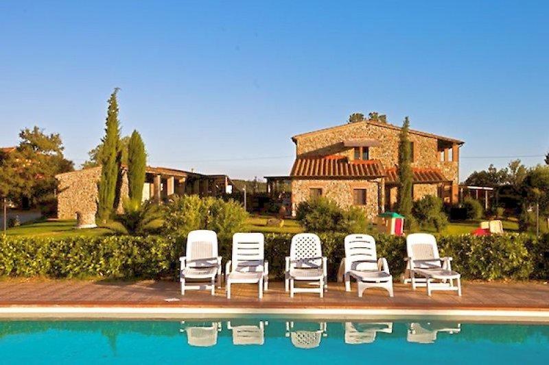 Maison de vacances Campetroso  à Suvereto - Image 2
