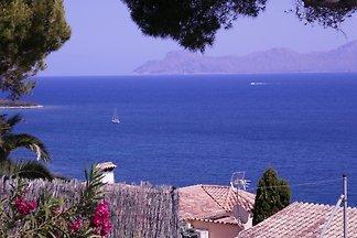 Ferienhaus Aucanda am Meer