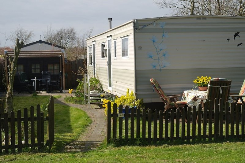 Vorseite Caravan