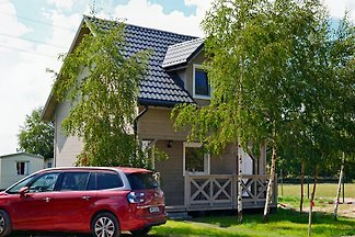 Holzhaus Aurora