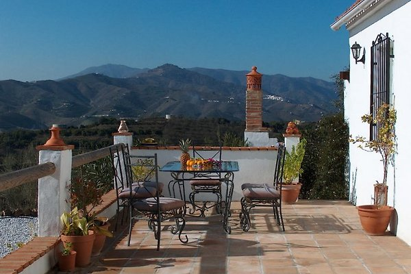 Finca Jacaranda /Privat-Pool à Triana /Velez-Malaga - Image 1
