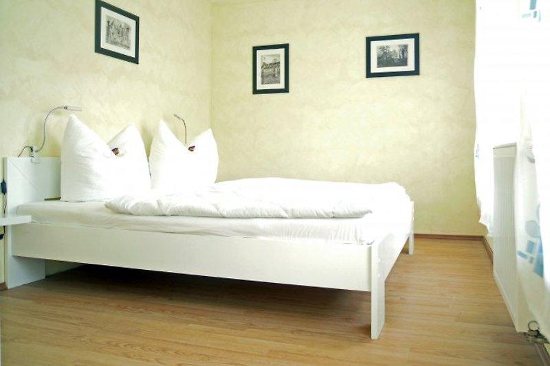 Schlafzimmer 2 im Ferienhaus Gebind