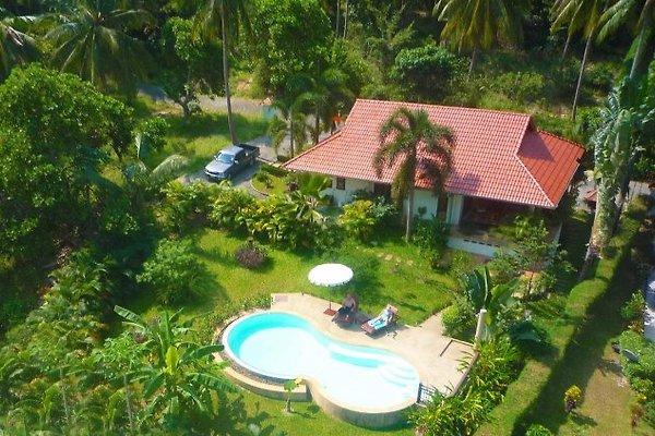 Sehr beliebte Villa mit Pool  in Koh Samui - Bild 1