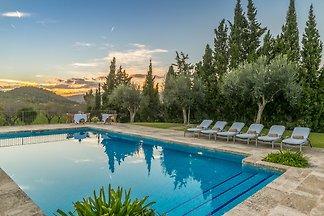 Finca next Port Andratx with pool