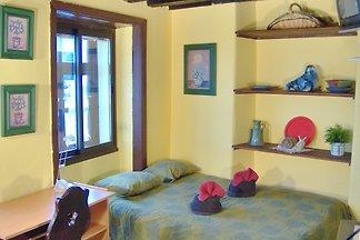 Kleines Einzelzimmer mit Meerblick