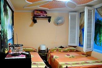 Appartamento Vacanza con famiglia Sancti Spiritus