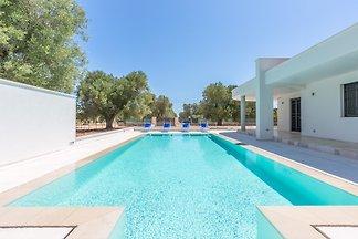 Villa Stella Cadente mit pool