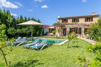 Beautiful Mallorcan Villa with pool