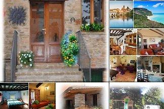 Ferienhaus Ca Piero 17 bis 20