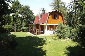 Ferienhaus am Vranovstausee