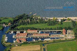 Lagunenstadt am Haff Fewo 166 -