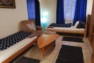 Apartment Blue, Wohnung