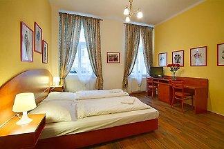 Geräumige Appartement im Prager