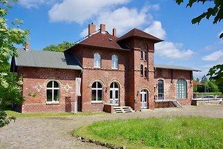 """Urlaubsbahnhof - """"Stellwerk"""""""