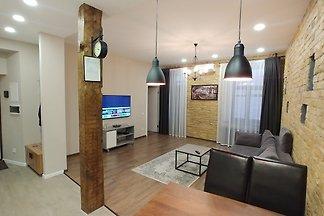 One bedroom. 4b Shota Rustaveli St.