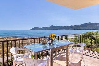 Mallorca Beach front line house 6