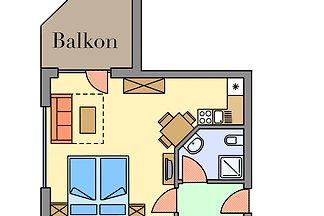 Appartementhaus Bellevue App.15