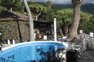 Vakantiehuis Ontspannende vakantie Breña Alta