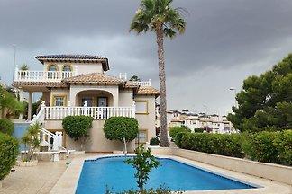 Costa Blanca Poolhaus