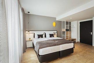 the niu Leo Apartment zentral in
