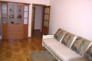 One bedroom. 12b Pushkinska str.