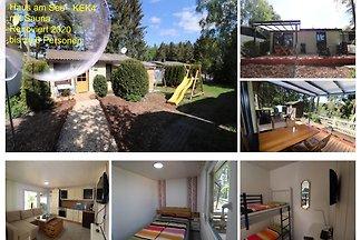Haus am See mit Sauna - KEK4