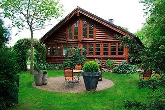 """5-Sterne-Ferienhaus """"Blokkhus am"""