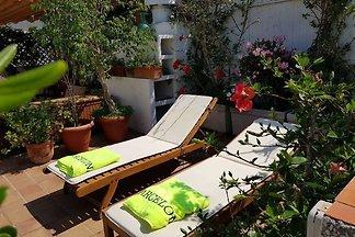 Romantic Penthouse with Solarium