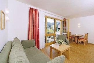 2-Raum Appartement