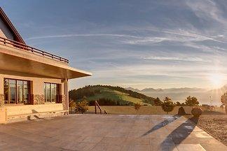 Alpenhotel Bödele - Luxus Suite
