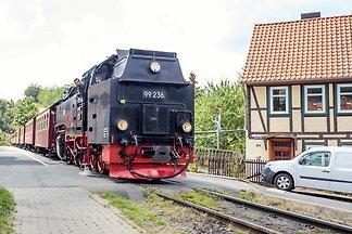 Ferienhaus-Brockenbahn